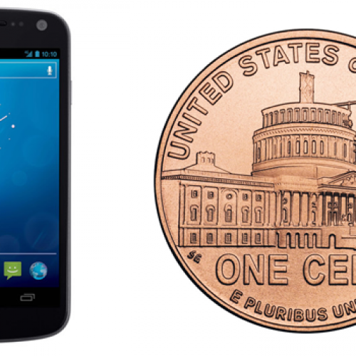 Amazon offering Verizon Galaxy Nexus for one penny (Limited Time Deal)