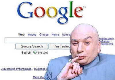 Google Dr Evil