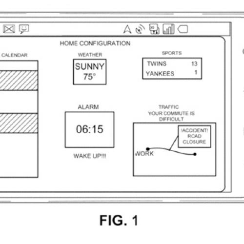 Google patent hints at new location-aware features in Android