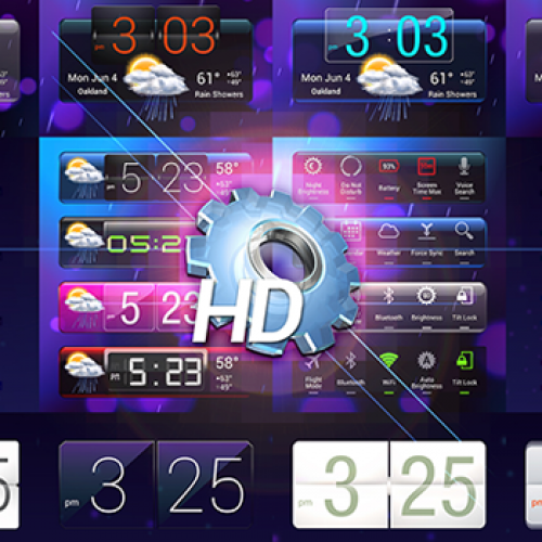 Completely overhauled HD Widgets 3.0 arrives for Android