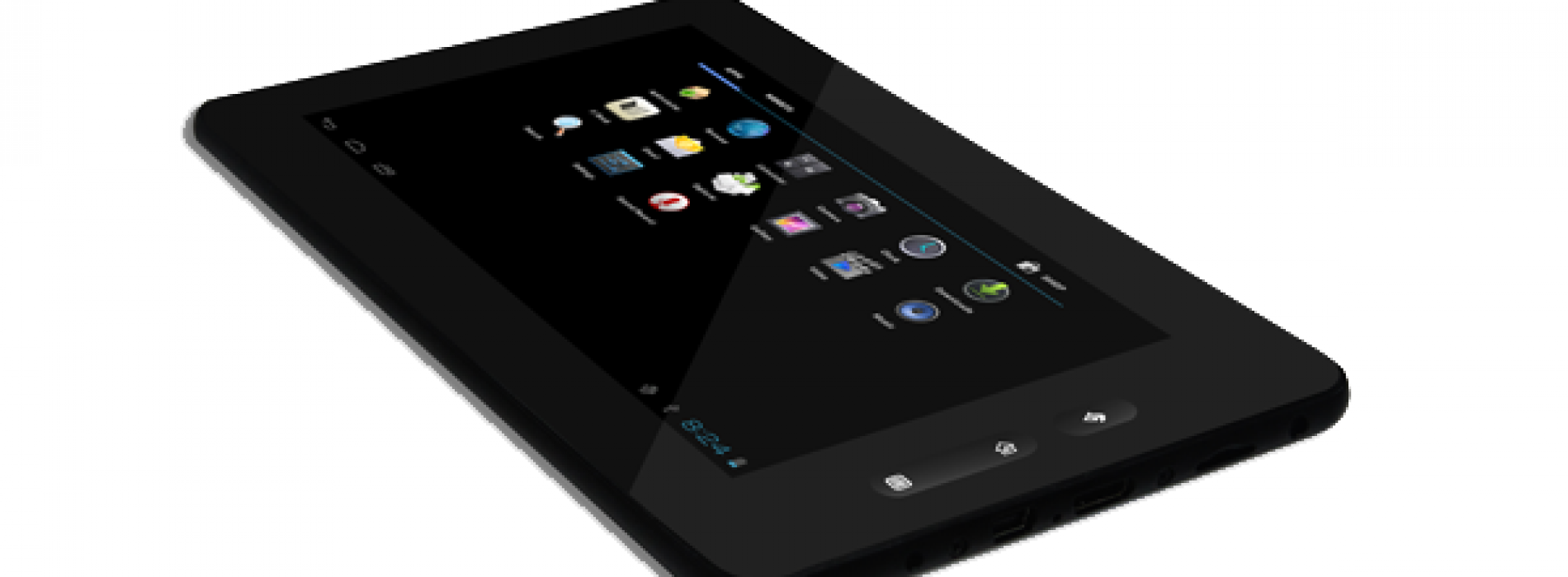 Meet the IdolPad PLUS, a $98 Android 4.0 tablet