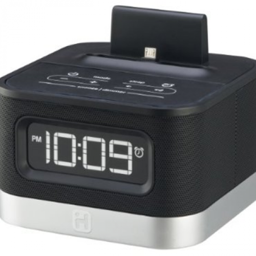 iHome iC50 FM Stereo Alarm Clock review
