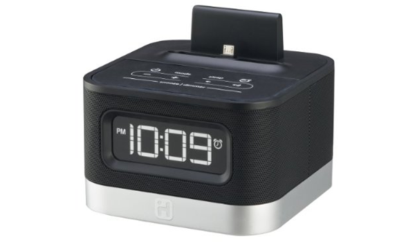 ihome ic50 fm stereo alarm clock review. Black Bedroom Furniture Sets. Home Design Ideas