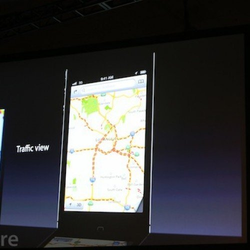 Apple drops Google maps, opts for an in-house alternative