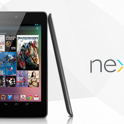 Google Nexus 7 is here, launching in mid-July
