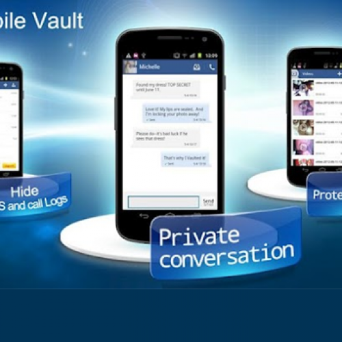 Protect your pictures, messages, and more with NQ Mobile's Vault
