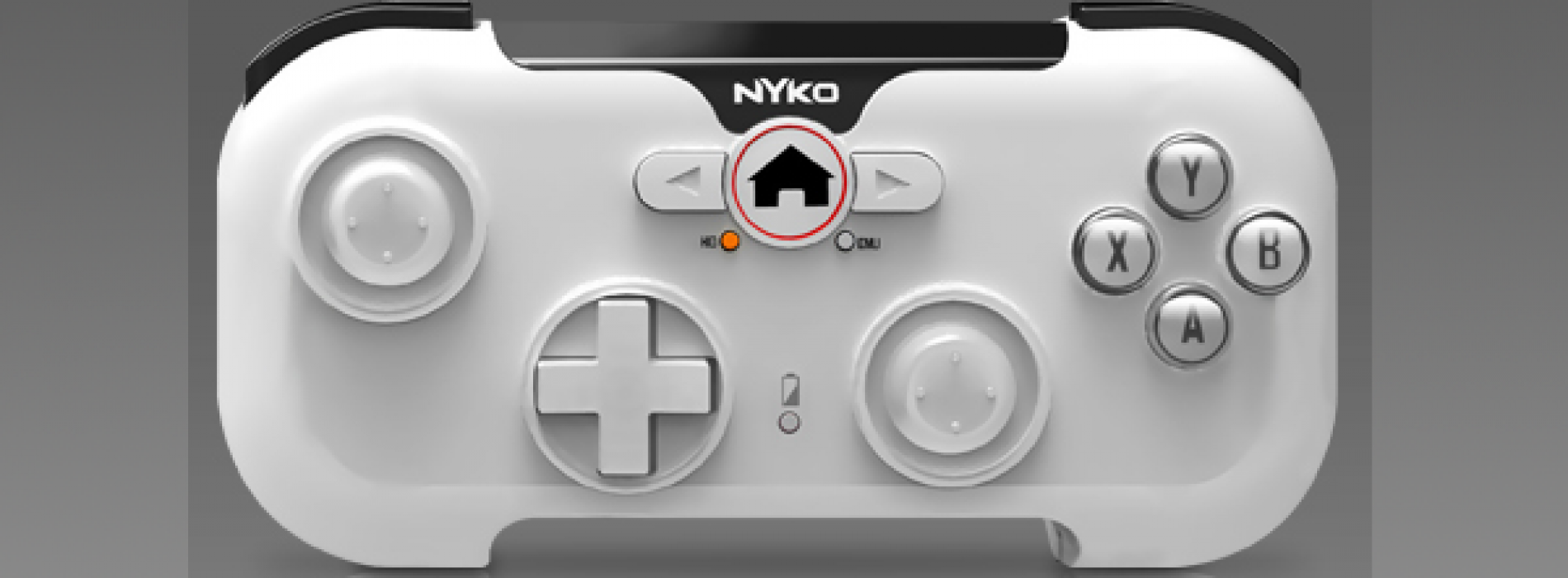 Nyko introduces pair of gaming controllers for Android tablets