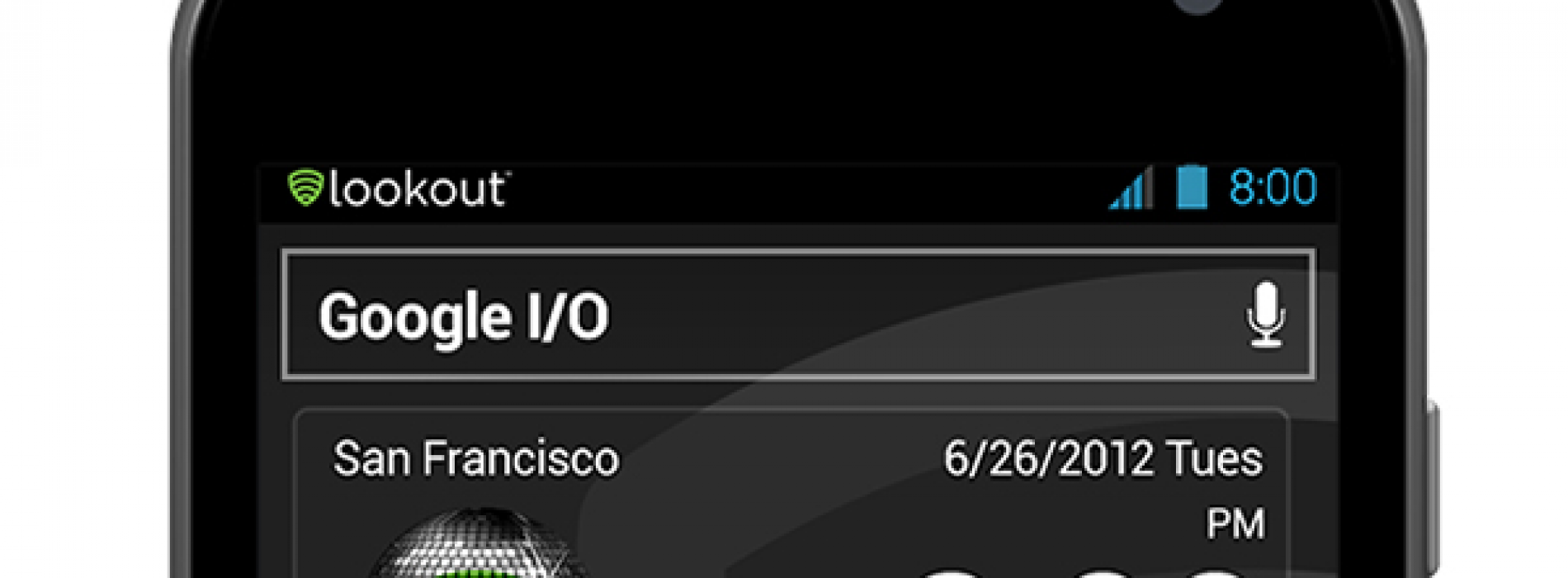 Party Your Apps Off with Lookout on eve of Google I/O! (WIN A FREE TICKET)