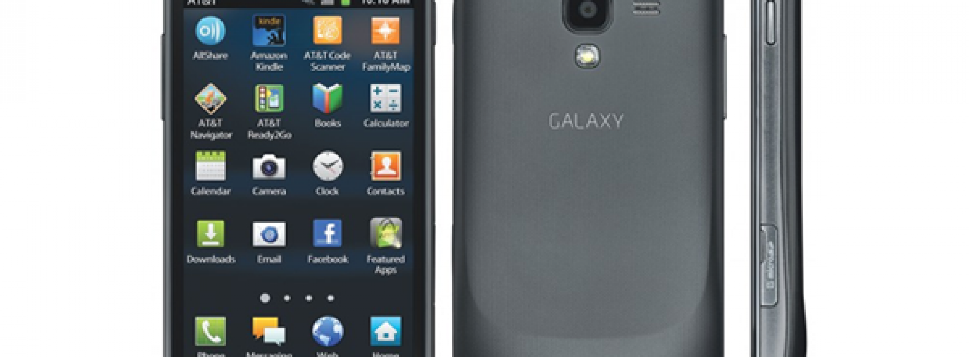 AT&T taps eco-friendly $50 Samsung Exhilarate for June 10