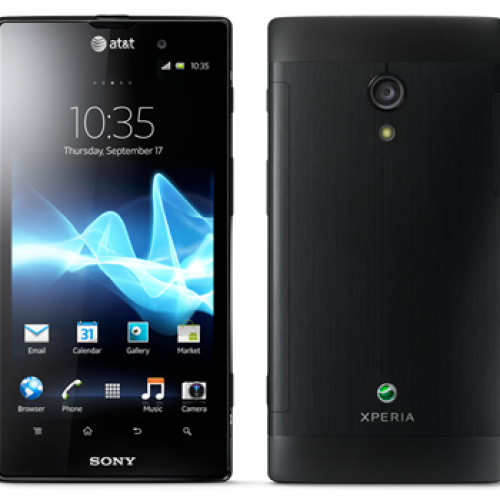 AT&T announces 4G LTE Sony Xperia ion for June 24