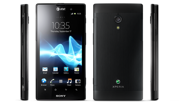 Sony Xperia Ion Feature