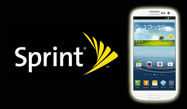Sprint Logo Gs Iii Feature