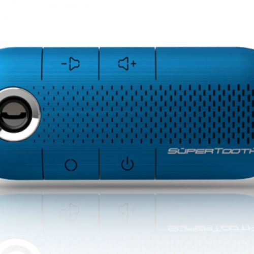 SuperTooth CRYSTAL Bluetooth Car Kit and Speakerphone review