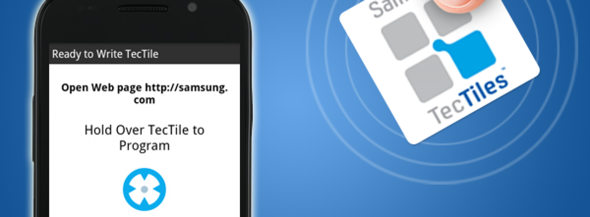 Samsung TecTiles could usher in real demand for NFC