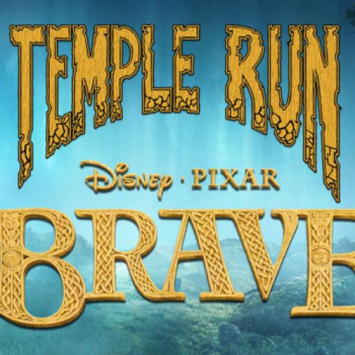 Imangi Studios and Disney team for Temple Run: Brave