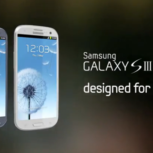 Watch Samsung's commercial for the Galaxy S III [VIDEO]