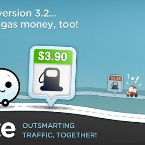Waze 3.2 arrives with gas prices, perks, and more