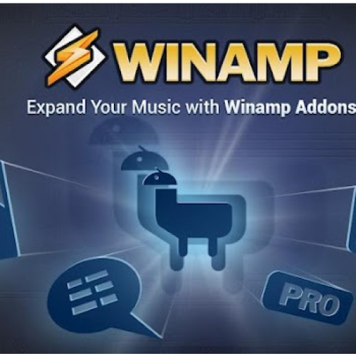 AOL celebrates 15 years of Winamp with new Android app, Album Washer feature