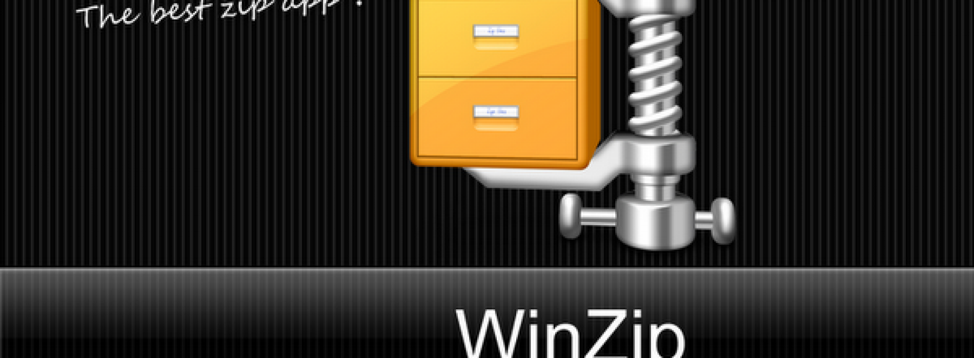 Official WinZip client arrives for Android