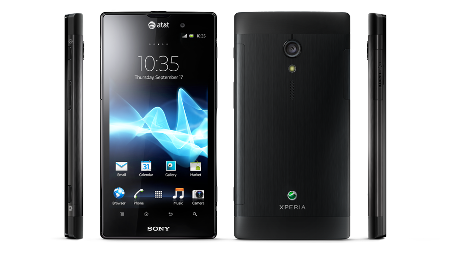 Xperia Ion Cover The Xperia Ion is a