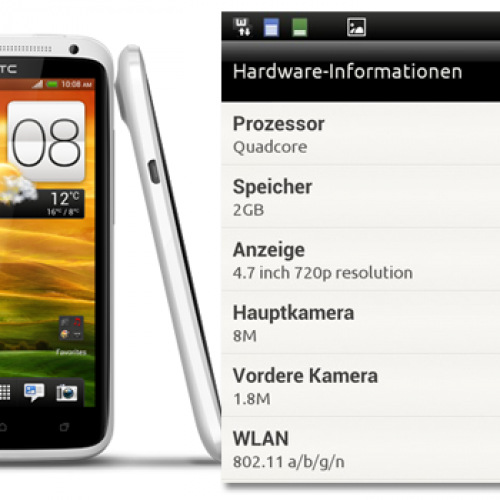 Alleged HTC One XXL with 2GB RAM, quad-core leaked online (EDIT)
