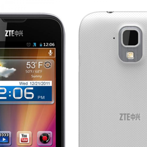 ZTE debuts Grand X LTE for Europe, Asia Pacific