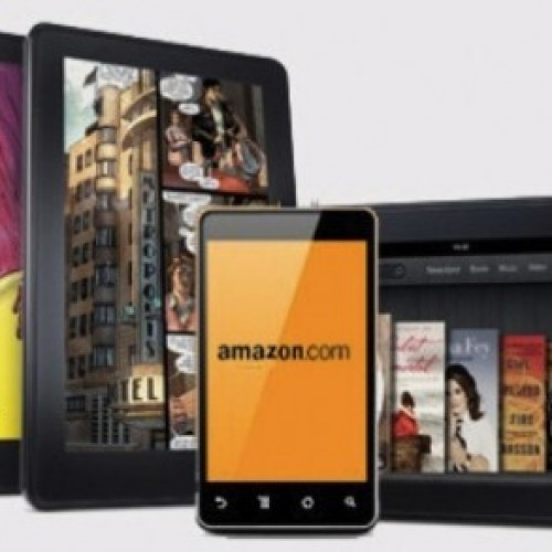 "WSJ reports Amazon working on ""Kindle Phone"", to release as early as late 2012"