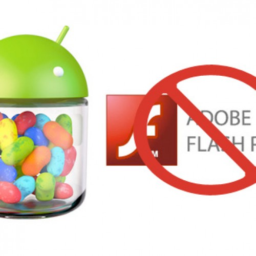 Adobe will not support Flash for Jelly Bean Devices, ends Flash for Android completely on August 15