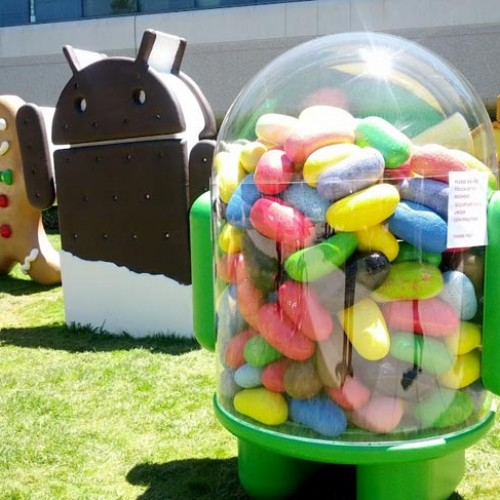 Google releases official changelog for Jelly Bean