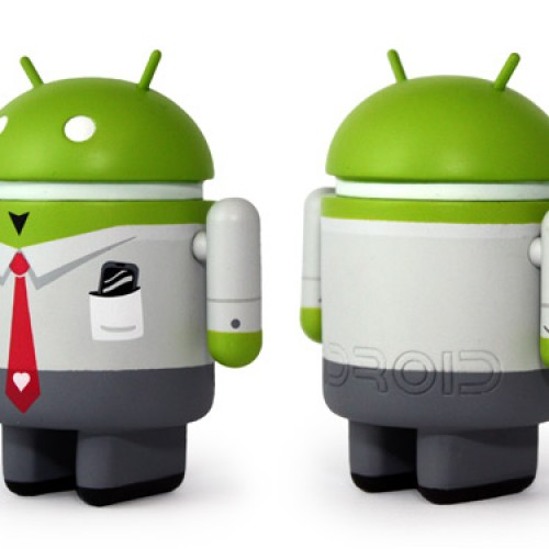Multiple user accounts coming soon to Android?