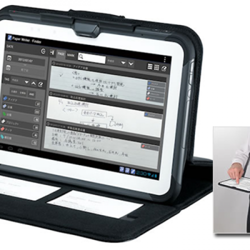 Casio debuts pair of rugged Android 4.0 tablets