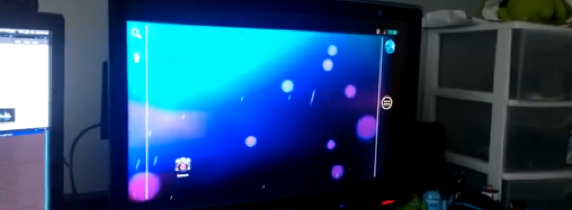 CyanogenMod 9 running on the Nexus Q [video]