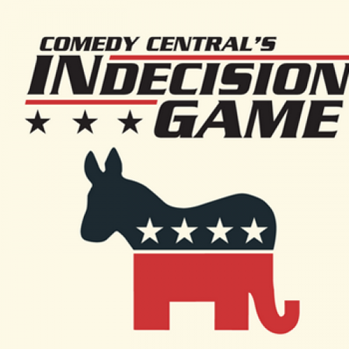 Comedy Central's Indecision game arrives as election season heats up