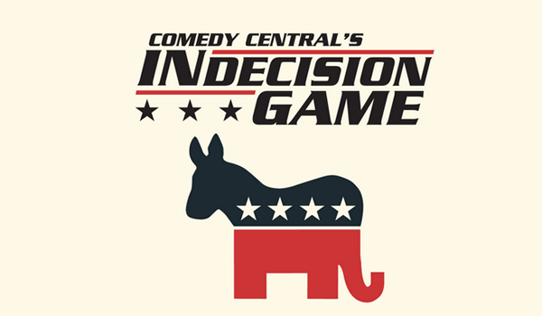 Comedy Central Indecision