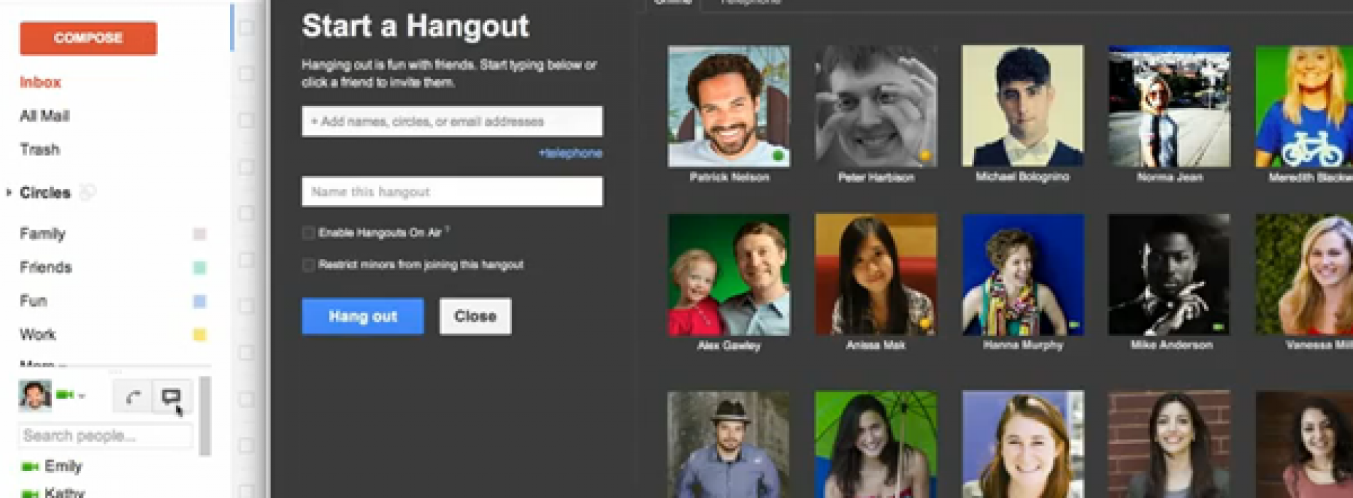 Remember moments in Google+ Hangouts with new Hangouts Capture