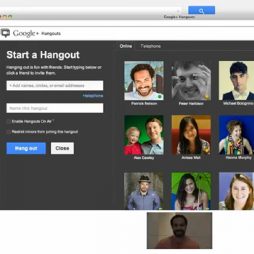 Gmail video chat becomes Google+ Hangout