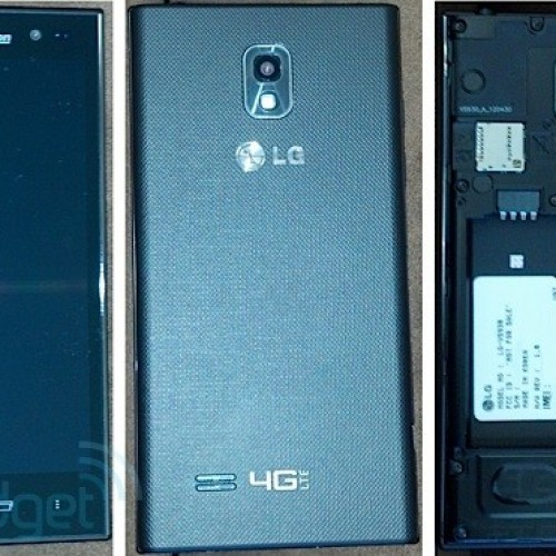 LG Optimus LTE II gets caught on blurrycam as LG VS930, service manual also leaked