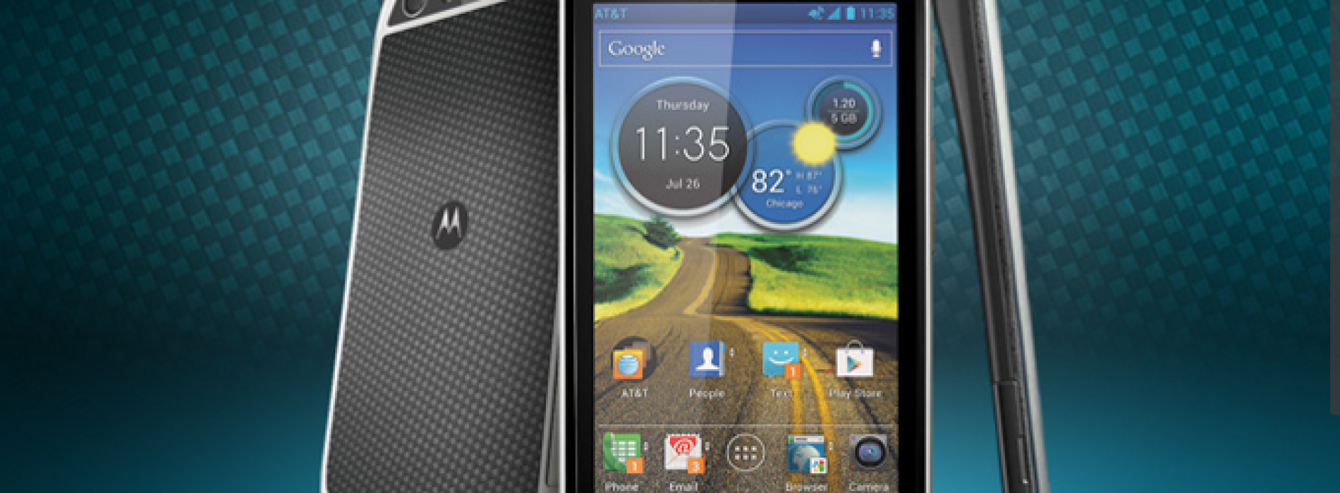Motorola announces the Atrix HD with LTE, possibly on AT&T