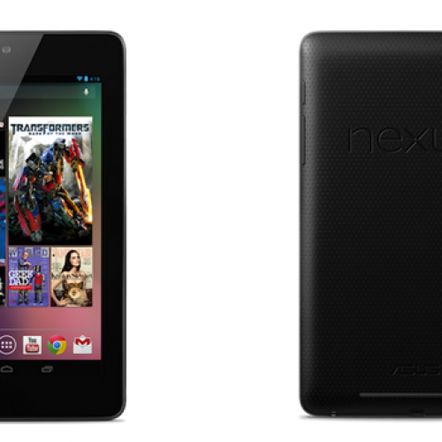 ASUS official accessory line-up for the Google Nexus 7 leaked