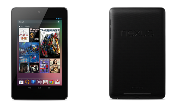 Nexus7 Feature