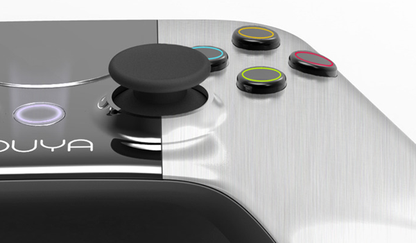 Ouya Controller Feature