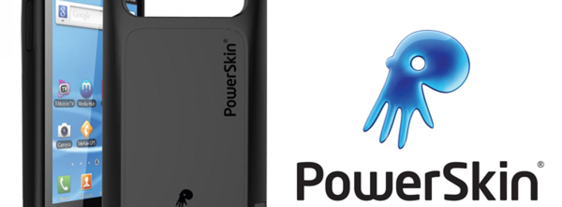 Powerskin Battery Case review (Galaxy S II)