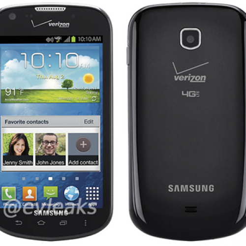 First images of S4-powered Samsung Jasper appear online