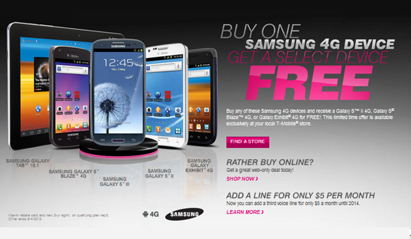 Samsung Tmo Deals Feature