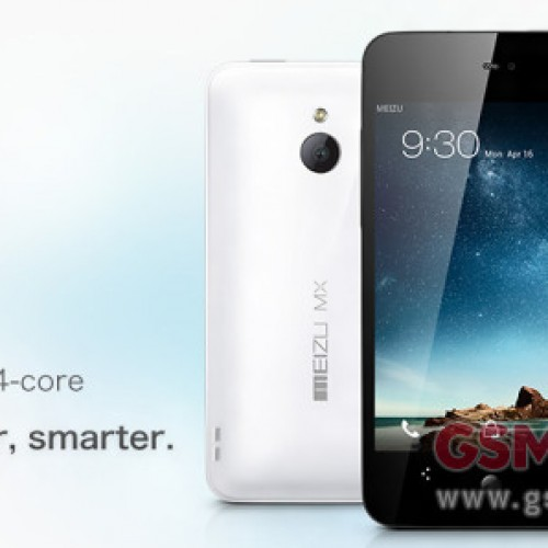 Meizu MX 4-core is now available globally