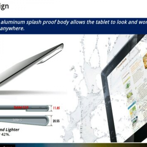 Bevy of details emerge for upcoming Sony Xperia tablet
