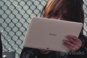 HTC tablet 6