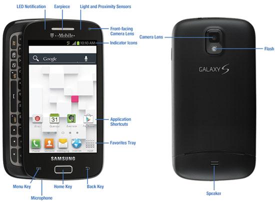 Samsung Galaxy Relay 4G