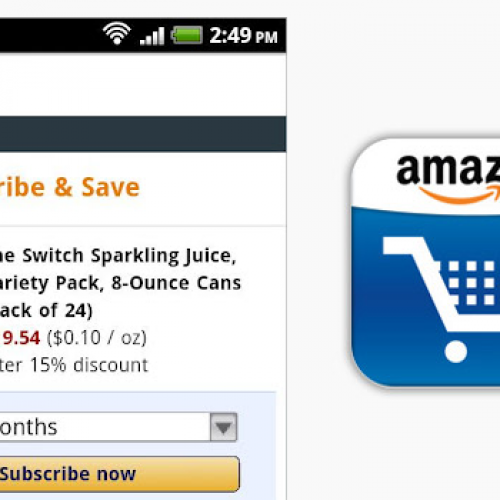 Amazon Mobile app updated with two key features