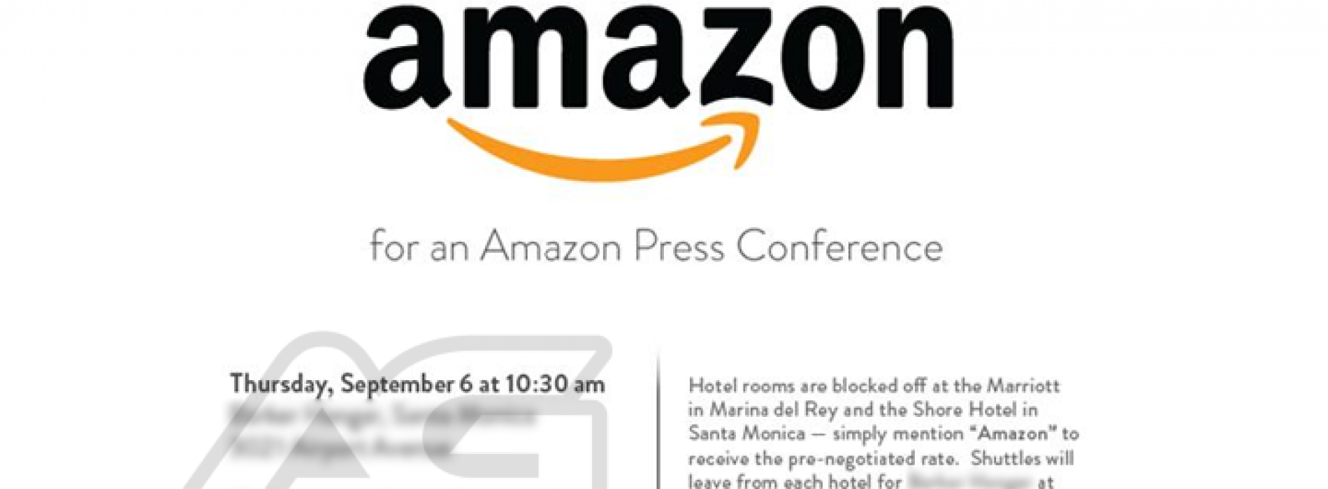 Will Amazon announce next Kindle Fire on September 6?
